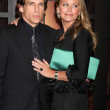 Ben Stiller and Christine Taylor - Stock Photo