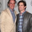 Tim DeKay & Matthew Bomer - Stock Photo
