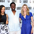 Постер, плакат: Aurora Robinson Perrineau actor Harold Perrineau and Brittany Perrineau