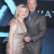 Stephen Lang and wife Kristina Watson — Stock Photo