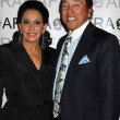 Постер, плакат: Smokey Robinson and wife