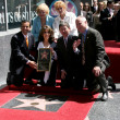 Antonio Villaraigosa, Kate Linder, LeRon Grubler, Tom LeBonge, Lee Bell and Jeanne Cooper Kate Linder  — Stock Photo