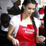 Kim Kardashian — Stock Photo #12927224