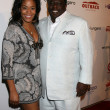 Постер, плакат: Cedric the Entertainer & wife