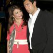 Paula Abdul and J.T. Torregiani — Stockfoto
