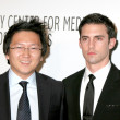 Masi Oka and Milo Ventimiglia — Stock Photo
