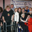 Постер, плакат: Carol Channing with her celebrity friends