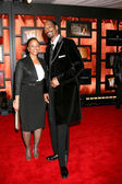 Snoop Dogg and wife — Foto de Stock