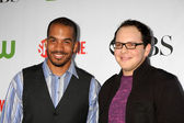 Reggie Austin and Austin Basis — Stock Photo