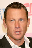 Lance Armstrong — Stock Photo
