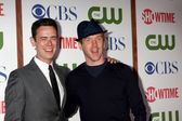 Colin Hanks, Damian Lewis — Stock Photo