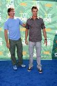 Jerry O'Connell & Josh Duhamel — Stock Photo