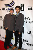 David Lee Miller, Adrian Grenier — Stock Photo