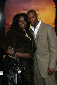 Angie Stone, Darrin Henson — Stock Photo