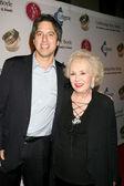Ray Romano and Doris Roberts — Stock Photo