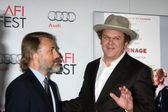 Christoph Waltz, John C. Reilly — Stock Photo
