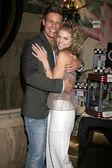Logan Fenton & AnnaLynne McCord — Stock Photo