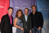 Bobby Flay, Lorena Garcia, Steve Ellis, Curtis Stone — Stock Photo