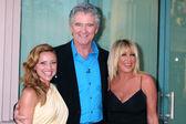 Christine Lakin, Patrick Duffy & Suzanne Somers — Stock Photo