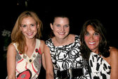 Ashley Jones, Heather Tom & Kate Linder — Stock Photo