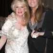 Tippi Hedren & Jill Rappaport (Today Show Correspondent) - Stock Photo