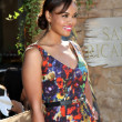 Sharon Leal - Stock Photo
