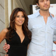 Stock Photo: EvLongoria-Parker, Eric Winter