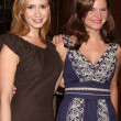 Ashley Jones & Heather Tom — Stock Photo