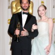 Ryan Bingham, Amanda Seyfried - Foto de Stock