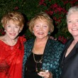 Jeanne Cooper, Lee Bell & Susan Flannery - Stock Photo