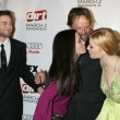 Постер, плакат: Ryan Egold Courteney Cox Jeffrey Nordling and Alexandra Breck