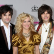 Постер, плакат: The Band Perry Reid Perry Kimberly Perry Neil Perry