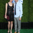 Simon Helberg and Guest — Foto de Stock