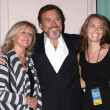 Stock Photo: Joe Mascolo, wife PatriciSchultz, Guest