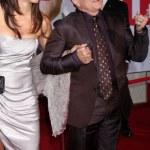 Susan Schneider & Robin Williams — Stock Photo #12938817
