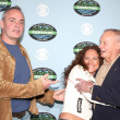 Richard Hatch, Jerry Manthey,  &amp; Rudy Boesch - Stock Photo