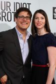 Rich Sommer, Virginia Sommer — Stock Photo