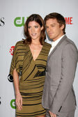Jennifer Carpenter & Michael C. Hall — Foto Stock