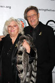 Renee Taylor, Joe Bologna — Stock Photo