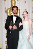 Ryan Bingham, Amanda Seyfried — ストック写真