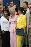 Chandra Wilson, France Nuyen, and Anne Jeffreys — Stock Photo
