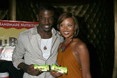 Lance Gross & Eva Marcille — Stock Photo
