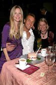 Lauralee Bell, Doug Davidson, Cindy Fisher — Stock Photo