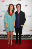 Sara Bareilles, Ben Folds — Stock Photo