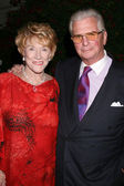 Jeanne Cooper & Paul Rauch — Stock Photo