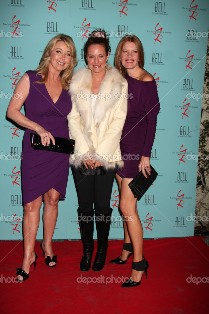 Melody Thomas Scott and sharon case