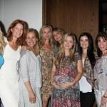 Jessica Collins, Michelle Stafford, Genie Francis, Eileen Davidson, Jess Walton, Marcy Rylan, Jessica Heap, Kate Linder — Stock Photo #12941501