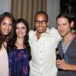 Christel Khalil, Jesica Heap, Bryton James, Michael Graziadei — Stock Photo #12941832