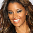 Claudia Jordan - Stock Photo