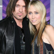 Billy Ray Cyrus, Wife — Stock Photo